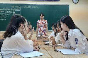 Đa dạng hóa phương pháp dạy học