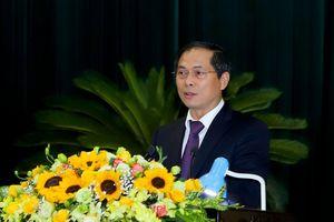 Thứ trưởng Bùi Thanh Sơn tham dự Tổng kết công tác đối ngoại năm 2019 tỉnh Thanh Hóa
