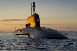 Hé lộ lỗi thiết kế của 'siêu tàu ngầm' Yasen-M của Nga