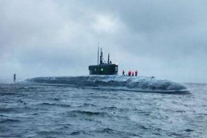 'Siêu tàu ngầm' Yasen-M của Nga sở hữu đặc tính ưu việt 'chết người'?