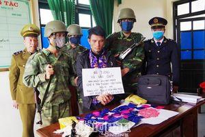 Hải quan Hà Tĩnh: Phối hợp đánh trúng các đường dây tội phạm ma túy