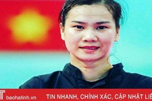 VĐV Hà Tĩnh giành Huy chương Vàng tại Giải vô địch Pencak silat châu Á