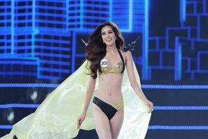 Nhìn lại 5 năm biến đổi vóc dáng của Hoa hậu Khánh Vân, ai cũng giật mình!
