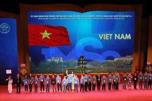 Thành tích giáo dục của Hà Nội vào top 10 sự kiện tiêu biểu Thủ đô