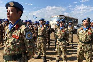 Chuyện những chiến sĩ quân y Việt Nam đội mũ nồi xanh ở Nam Sudan (Kỳ 1)