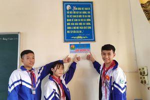 Ngôi trường ở Nghệ An có 16 lớp học mang tên các hòn đảo