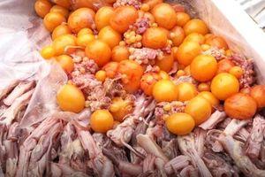 MM Mega Market nói gì về 5 tấn lưỡi vịt, nầm Trung Quốc lậu vừa bị bắt