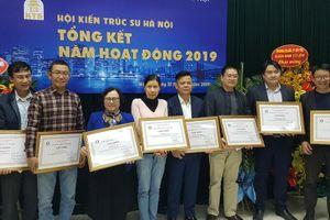 Hội Kiến trúc sư Hà Nội thực hiện trên 200 dự án quy hoạch