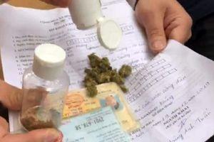 Hà Nội: Cuối năm liên tiếp phát hiện con nghiện giấu ma túy