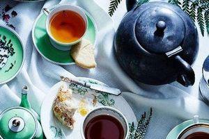 Có một nền văn hóa đằng sau mỗi nghi thức uống trà