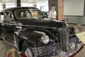 Siêu xe limousine gần 3 triệu USD bị đánh cắp giữa thủ đô Moscow