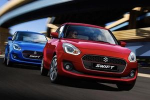 Suzuki Swift 2020 giá từ 500 triệu đồng có gì hấp dẫn?
