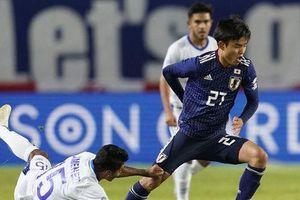Tuyển U23 Hàn Quốc và Nhật Bản mất ngôi ở U23 châu Á 2020