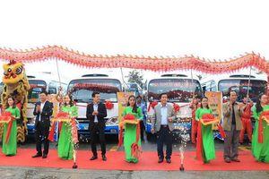 Chính thức có xe buýt đi Huế - Đà Nẵng, giá một lượt 70 ngàn đồng