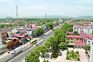 Đa số cử tri ủng hộ thành lập thị xã Nghi Sơn