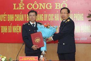 Cục Hải quan Hải phòng có tân Cục trưởng