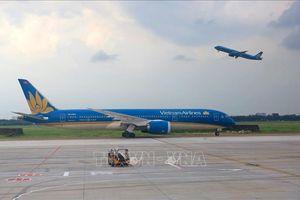 Vietnam Airlines đưa 'siêu máy bay' Boeing 787-10 vào khai thác trên đường bay tới Thượng Hải (Trung Quốc)