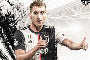 Chi 35 triệu euro, Juventus đón chân chuyền số 2 tại Serie A