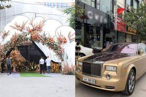Xôn xao đám cưới bạc tỷ của con nhà đại gia ở Quảng Ninh: Đón dâu bằng 'xế hộp' Maybach, thực đơn toàn sơn hào hải vị