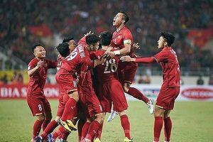 Đội tuyển Việt Nam có một thập kỷ thăng tiến vượt bậc
