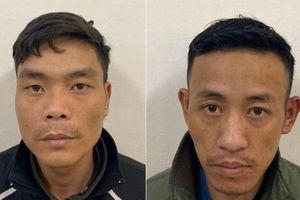 Hà Nội: Phá ổ nhóm chuyên tiêu thụ tài sản trộm cắp