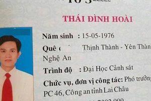 Cựu Trưởng phòng Cảnh sát Kinh tế dùng bằng giả bị khai trừ Đảng