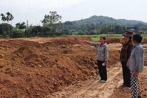 Đề nghị UBND tỉnh Tuyên Quang làm rõ trách nhiệm của Sở TN&MT
