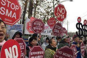 Năm 2020, chủ nghĩa chống Mỹ lại trỗi dậy ở Hàn Quốc?