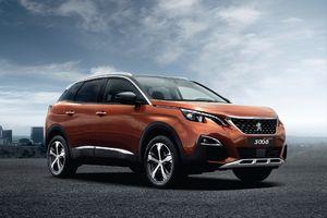 Bảng giá xe Peugeot mới nhất tháng 1/2020: Peugeot 3008 All New khuyến mại tới 50 triệu đồng