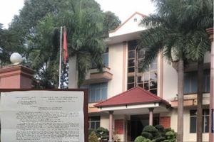 Chủ tịch tỉnh Bình Phước đề nghị kiểm điểm cán bộ công chức tham mưu sai