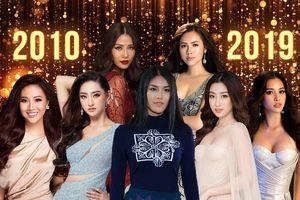 10 năm nhan sắc Việt tại Miss World: Lan Khuê giữ kỷ lục, Lương Thùy Linh lập kỳ tích, Đỗ Mỹ Linh là 'Thánh giải phụ'