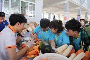 TP HCM: Hơn 12.000 học sinh tham gia Hội trại truyền thống 9-1