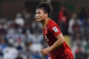 AFC: 'Quang Hải là một trong số những tên tuổi lớn nhất ở VCK U23 Châu Á 2020'