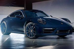 Porsche ra mắt 911 phiên bản đặc nhằm tri ân tay đua huyền thoại