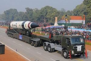 Ấn Độ biên chế tên lửa Agni-V trong năm nay