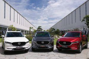 Mazda CX-8 và CX-5 tiếp tục giảm giá kỷ lục