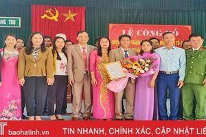 Thành lập MTTQ và các tổ chức đoàn thể tại các xã mới sáp nhập