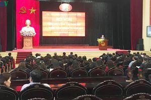 'Phát triển xứng tầm là Trường Đảng cao cấp của Trung ương'