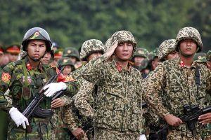 Xây dựng lực lượng vũ trang có chất lượng, sức chiến đấu cao
