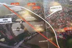 Quy hoạch dự án đường Phan Đăng Lưu - Yên Thường: Nhiều hộ dân kiến nghị nắn thẳng