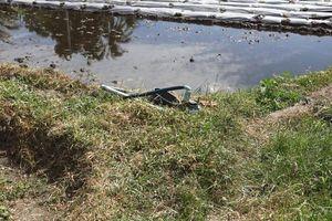 Người đàn ông bị điện giật tử vong khi sửa máy bơm nước