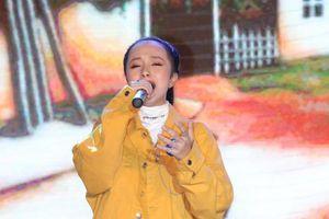 Nữ sinh hát giọng nam trầm tại 'Hutech's Talent 2020'