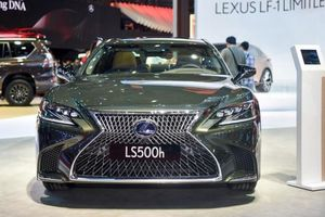 Phiên bản đặc biệt Lexus LS 500h SE đắt đến cỡ nào?