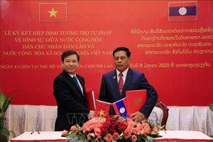 Viện Kiểm sát nhân dân tối cao Việt Nam - Lào tăng cường hợp tác