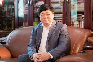 Tổng Giám đốc VOV Nguyễn Thế Kỷ, tân hội viên Hội Nhà văn Việt Nam