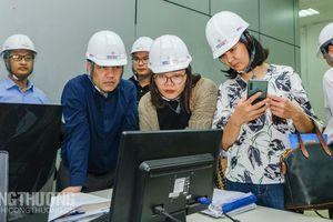 Tăng cường minh bạch thông tin về môi trường tại nhà máy nhiệt điện