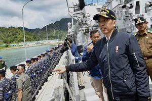 Bộ Ngoại giao bình luận về căng thẳng trên biển giữa Indonesia và TQ