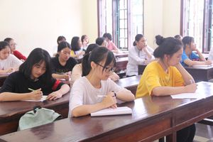 Nghệ An: Giảm 1 môn trong bài thi tổ hợp vào lớp 10 THPT