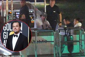 Leonardo DiCaprio cứu người đàn ông đuối nước trong kỳ nghỉ với bạn gái