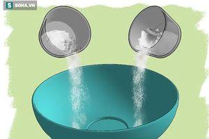 Chỉ cần trộn bột mỳ với thứ này, nhà bạn muốn nhìn thấy chuột cũng khó